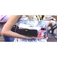 2013 Yaz Modası: Şeffaf Çantalar