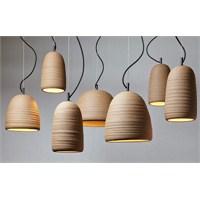 Adam Cornish Design'dan Stoneware Aydınlatma