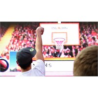 Cep Telefonunuzu Basket Topu Olarak Kullanın