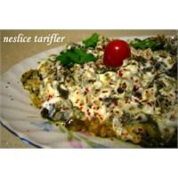 Asma Yaprağı Salatası