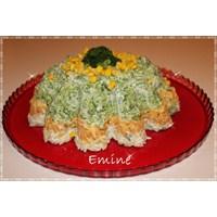 Renkli Brokoli Salatası…