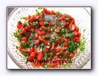 Antep Salatası - Meze