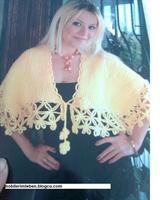 Sarı Şal Modeli..