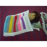 Battaniyeli Yatak Takımı (Oyuncak)