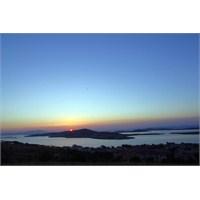 Tatil Seyahatnamesi 7 - Ayvalık Cennet Tepesi