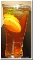 Ice Tea Limon (naneli Limonlu Buzlu Çay)