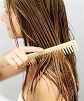 Saçlar İçin Lavanta Kürü