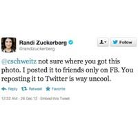 Zuckerberg De Gizlilik Mağduru Oldu