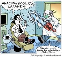 Dişçiden Korkuyor Musunuz??
