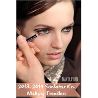2013 2014 Sonbahar Kış Makyaj Trendleri