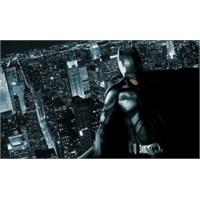 The Dark Knight Rises Set Görüntüleri