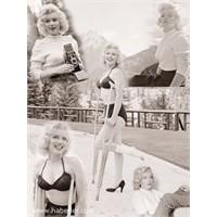Marilyn'in Görülmemiş Fotoğrafları