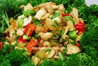 Sağlıklı Mantar Salatası