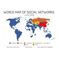 Facebook Dünyayı Ele Geçirdi