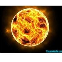 Güneşin Nüfus Cüzdanı