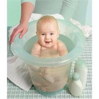 Bebek Banyosunun Püf Noktaları