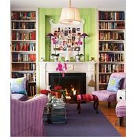 Kitaplar Evi Güzelleştirir!