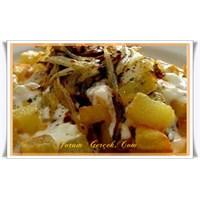 Lezzetli Bir Mantı | Patates Mantısı Tarifi