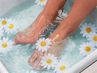Ayaklarınız Islak Olarak Gezmeyin!