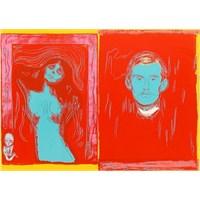 Munch Ve Warhol: 2 Büyük Ustanın Segisi Ankara'da