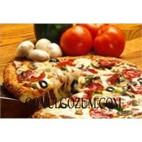 Oktay Ustadan Karışık Pizza Tarifi