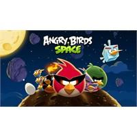 Kızgın Kuşlar Uzay Yolcusu!