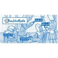 Android Zeka Oyunu - Back To Math Uygulaması