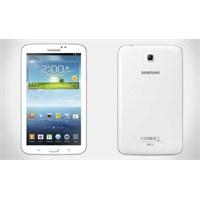 Samsung'dan Yeni Tablet Haberi...