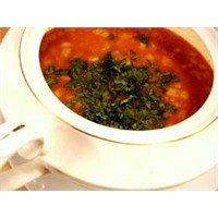 Kestaneli Sebze Çorbası