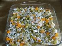 Pirinçli Salata - Çin Salatası