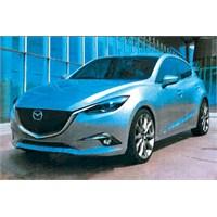 Yeni Nesil Mazda3 Görselleri Sızdırıldı