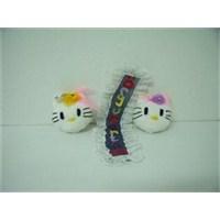 Amigurumi Anahtarlik Hello Kittyler