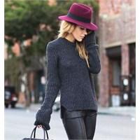 Yeni Yılda Öne Çıkacak Şapka Modelleri