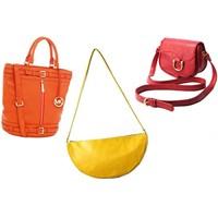 Rengarenk Cıvıl Cıvıl Çanta Modelleri