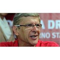 """Arsene Wenger: """"Arsenal Kalbimde"""""""
