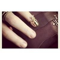 Yeni Trend: Nail Ring