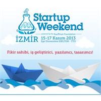 Startup Weekend İzmir, 15-17 Kasım Tarihlerinde!