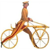 Bisikletin Kısa Tarihçesi