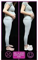 Hamileler İçin Özel Terlik Modelleri
