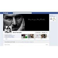 Steve Jobs'la Facebook Organ Bağışı