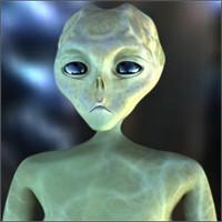 Merhaba Uzaylı Ben Kadın