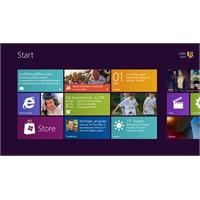 Microsoft Windows 8'in Açılış Süresi Çok Hızlı