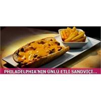 Philadelphia'nın Ünlü Leziz Etli Sandviçi...