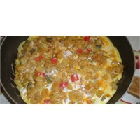 Fazlikizi Patatesli Omlet