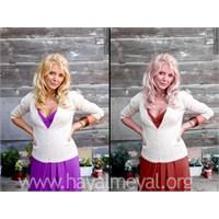 Photoshop Fotoğrafa Retro Efekti Verme