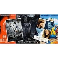 Sinemaseverler Yaşadı Bayramda 5 Süper Yeni Film