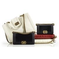 Chanel'den Maskulen Çantalar