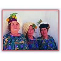 Çiçekli Çemperileri İle Kızılağaç Köyü Kadınları