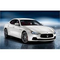 İsmi Eski Kendi Yeni: Maserati Ghibli
