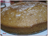 Nazlı dan Limonlu Kek Tarifi